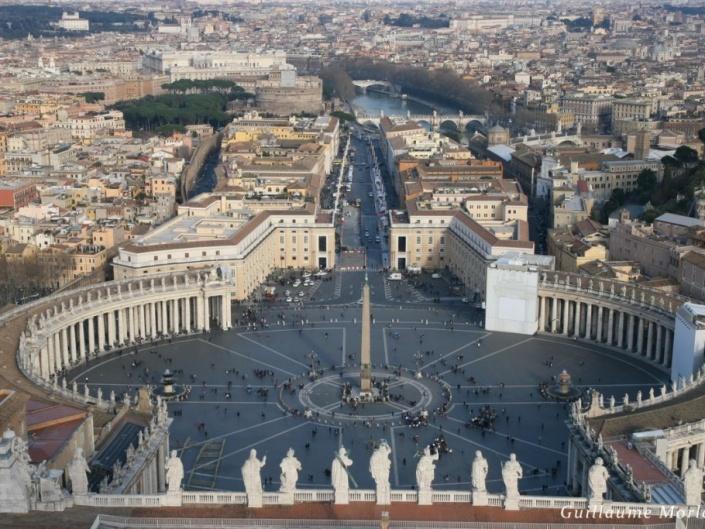 Rome, rues et vues
